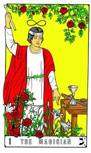 Tarot Keys 1-29-06 002 The Magician #1