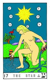 Tarot Keys 1-29-06 010 The Star #17