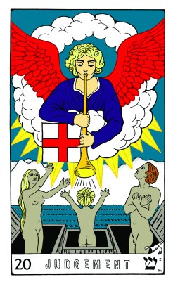 Tarot Keys 1-29-06 014 Judgement #20